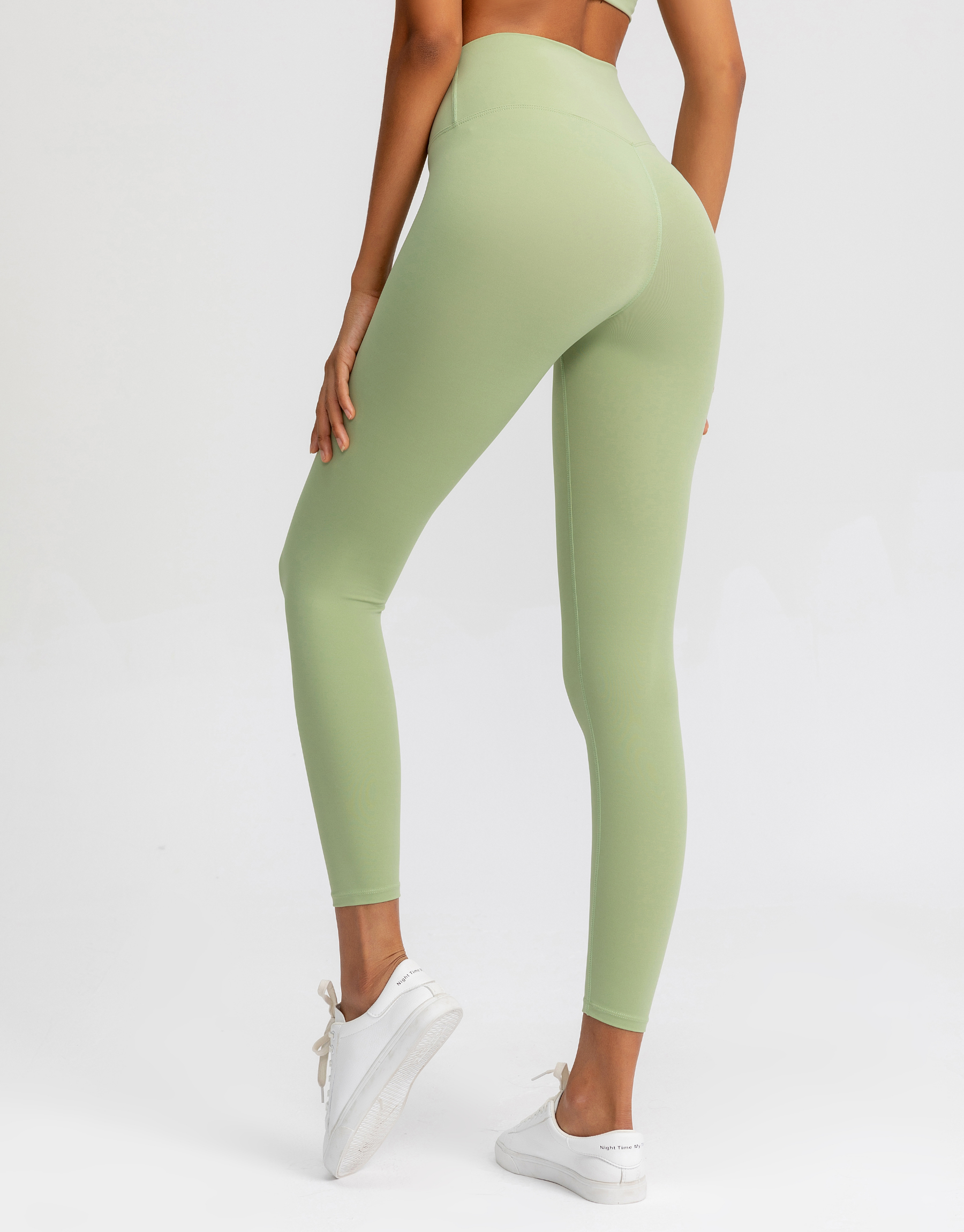 Ultra High Waist Legging (7/8 Length)