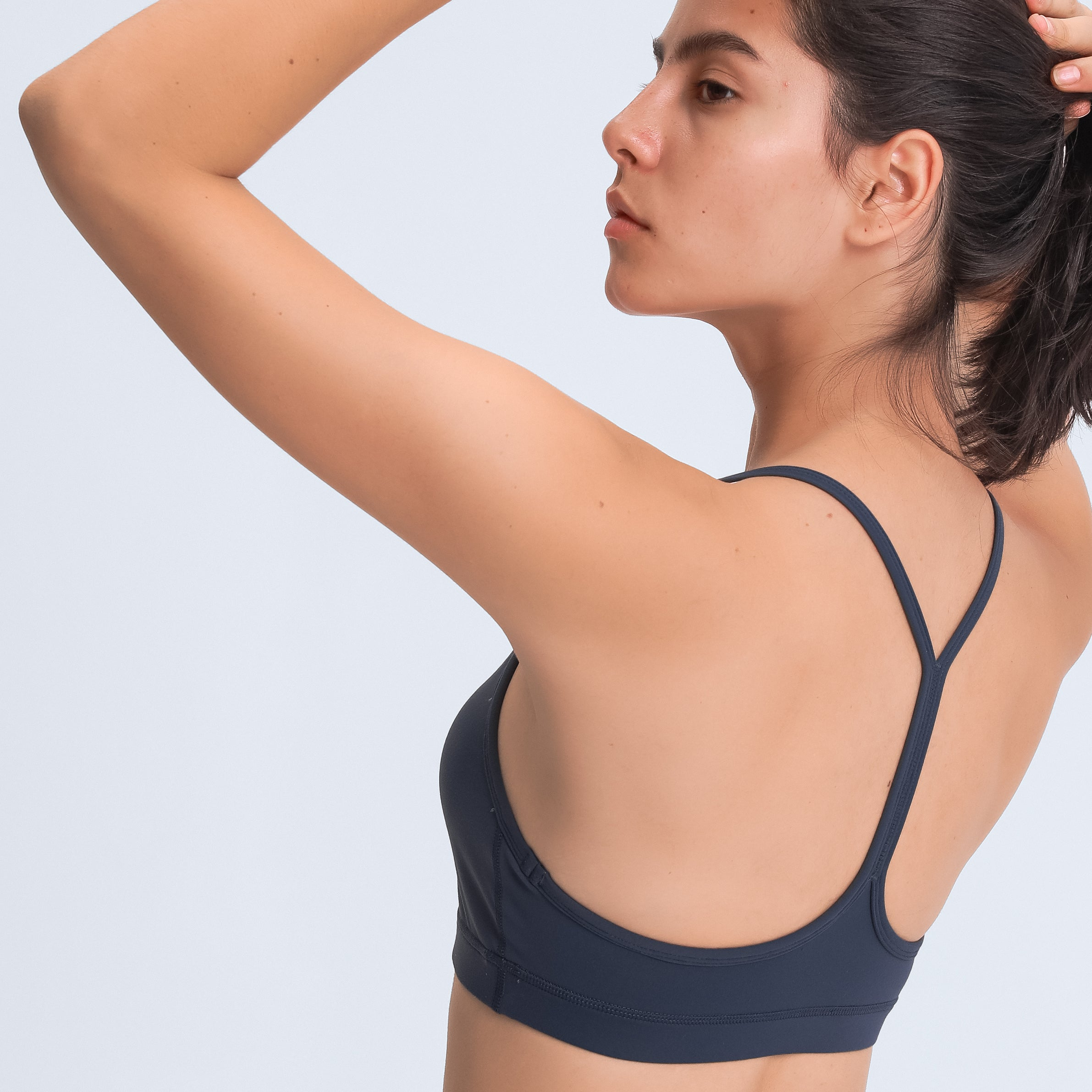 Y-Back Yoga Bra