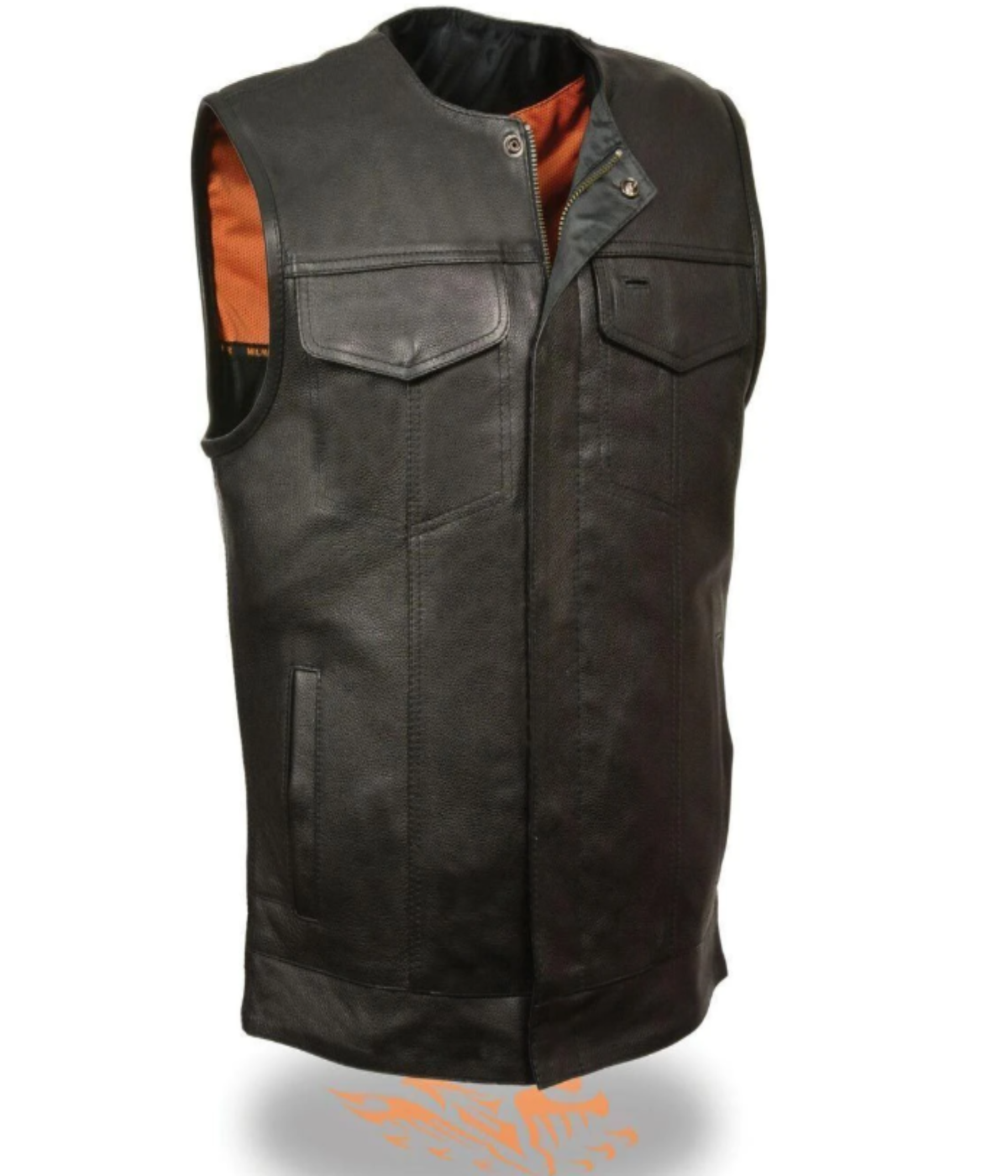 Club Leather Vest