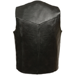 Load image into Gallery viewer, Classic Snap Button Biker Vest