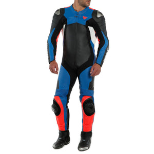 ASSEN PERF LEATHER SUIT