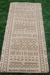 Plant-Based Cork & Natural Rubber Yoga Mat