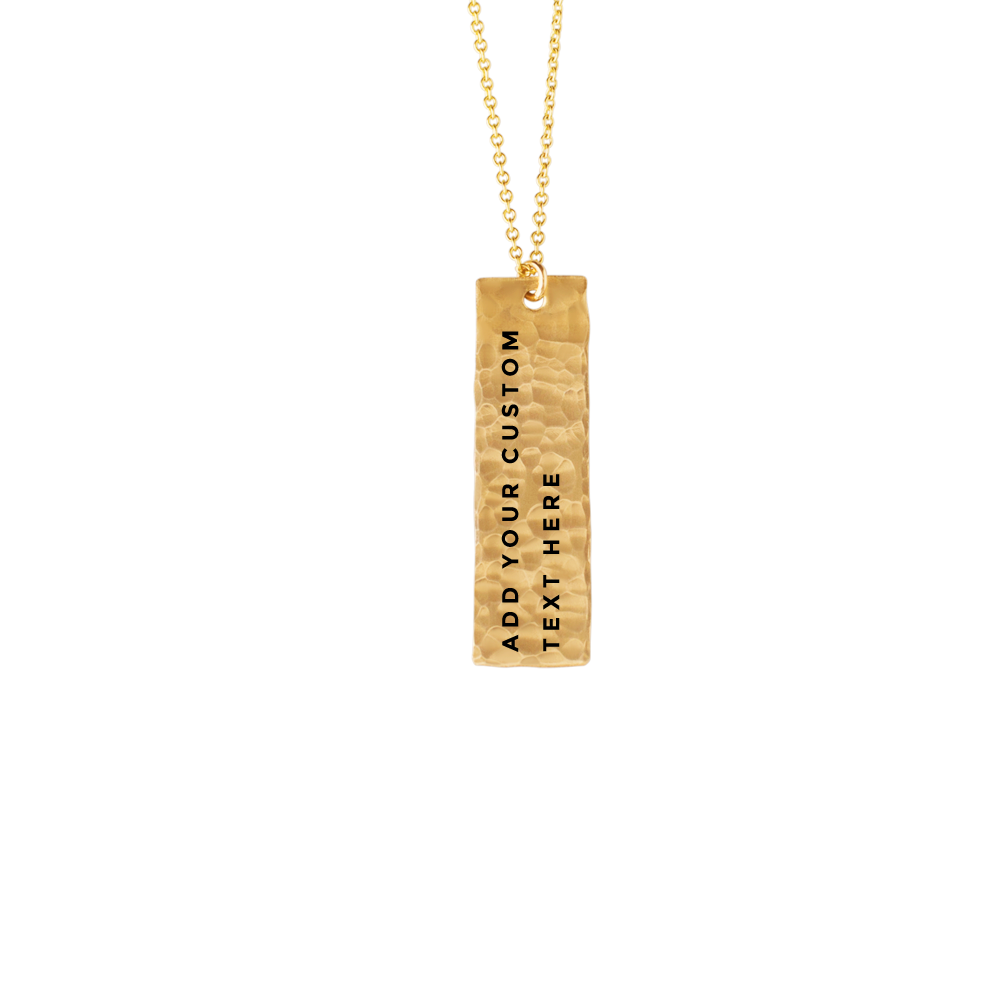 Affirmation Necklace