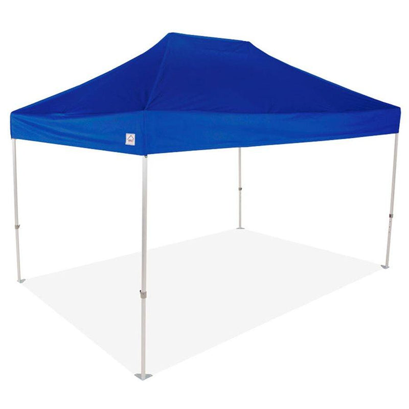8x12 Industrial Steel Pop Up Canopy Tent - DS