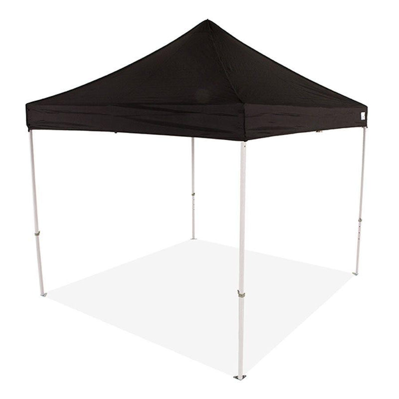 10x10 Heavy Duty Steel Pop up Canopy Tent with Roller Bag - CL