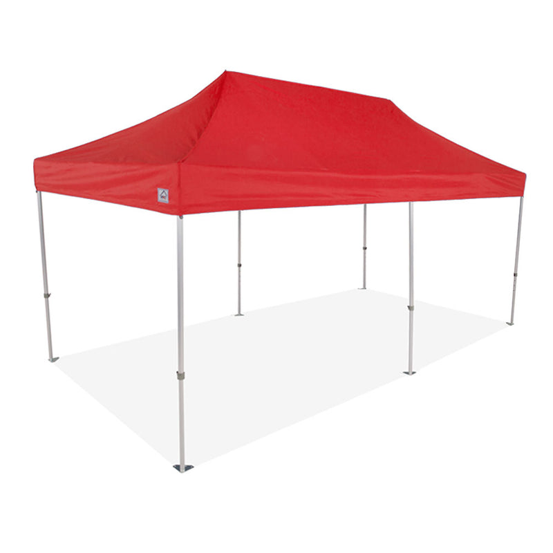 10x20 Super Duty Aluminum Pop up Canopy Tent with Roller Bag - M