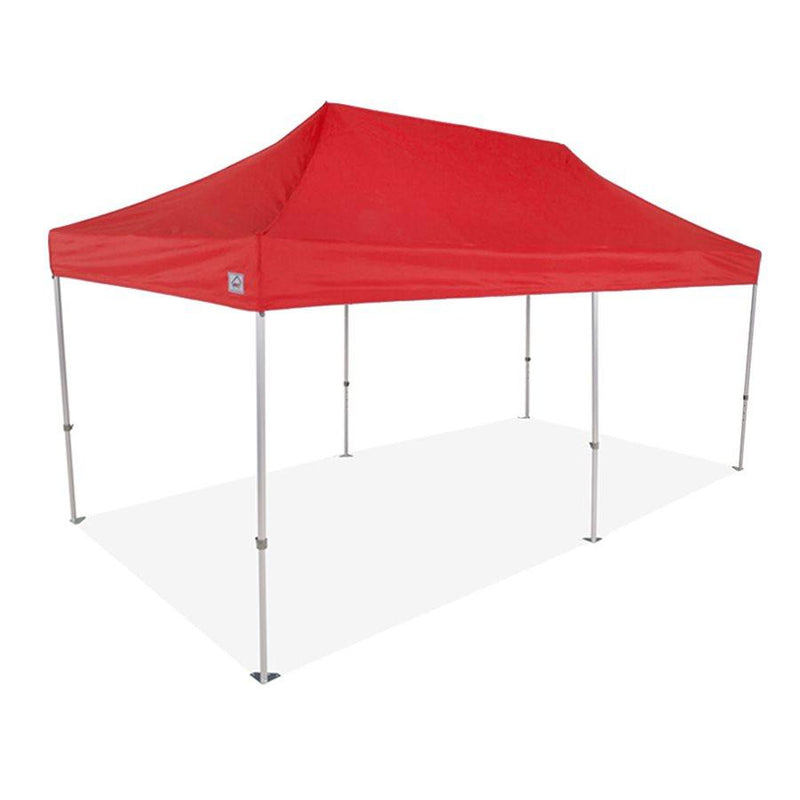10x20 Heavy Duty Steel Pop up Canopy Tent with Roller Bag - CL