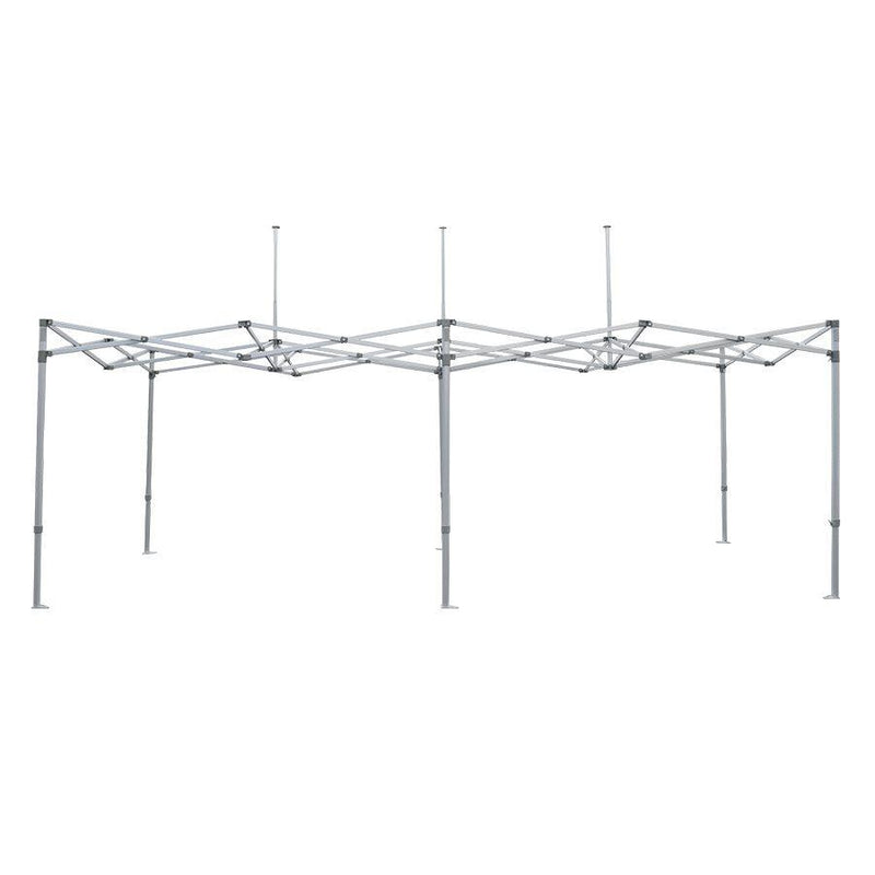 10X20 Super Duty Aluminum Pop up Canopy Tent Replacement Frame - M