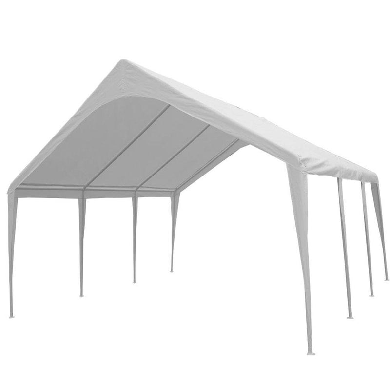EVENT CANOPY - 20'x20'x12' (8 legs) Portable Carport Wedding Party Canopy Shelter