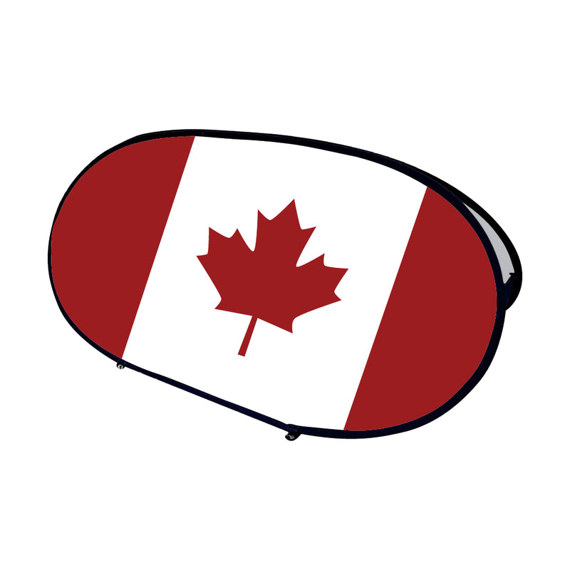 Canada Flag Small Spring Sign