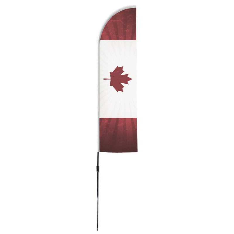 Canada Flag Wing Flag Pacific Petite