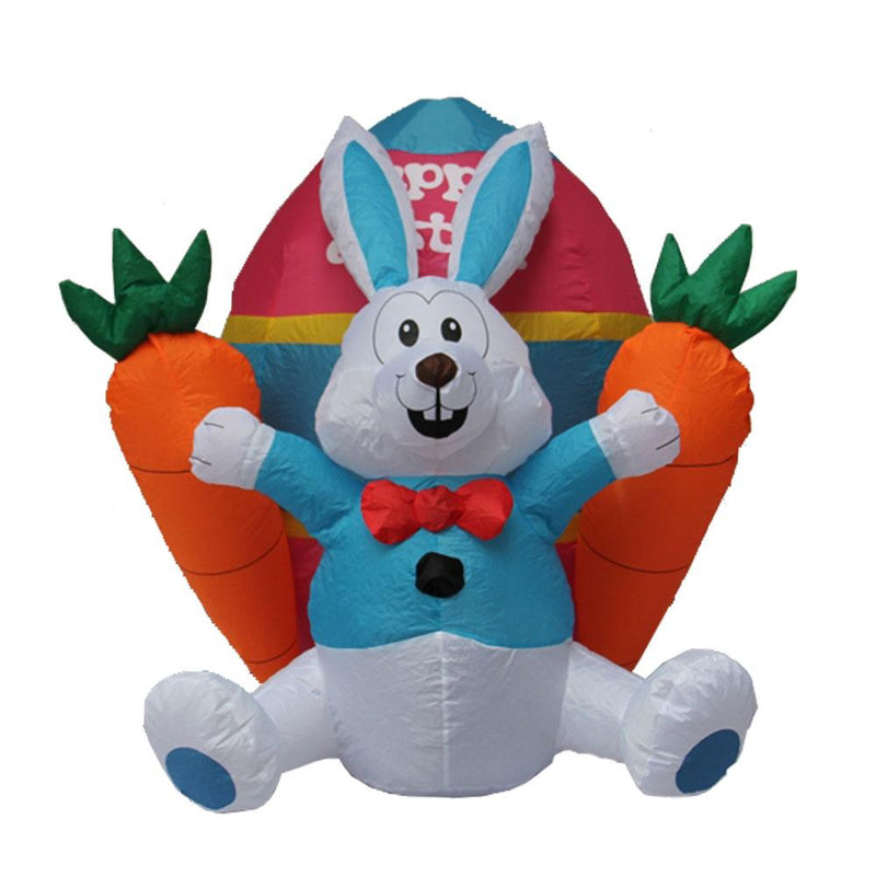 Outdoor Airblown Yard Inflatable Easter Decoration
