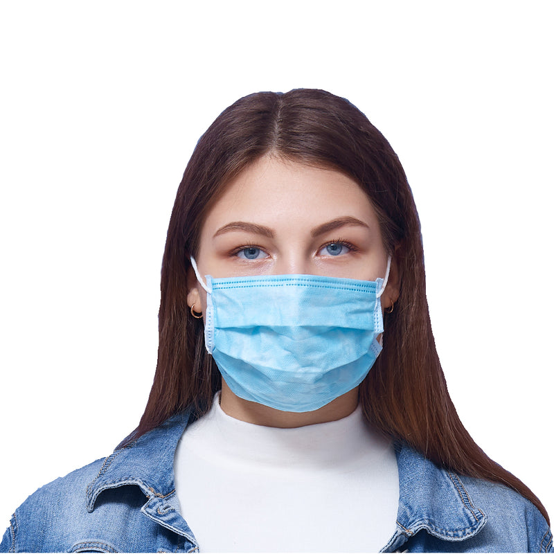 Disposable Masks - 50 Pack