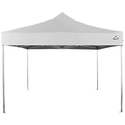 10x10 Recreational Grade Aluminum Pop up Canopy Tent - ULA