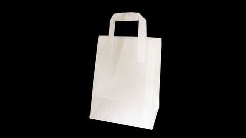 Medium White SOS Carrier 203x330x254mm