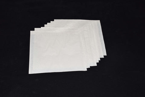"215x215mm Grease Resistant Bag (8""x8"")"