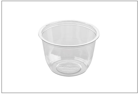 8oz OHCO Clear Pot