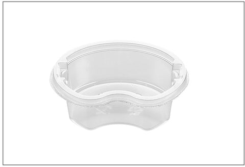 3.5oz OHCO Clear Pot Insert