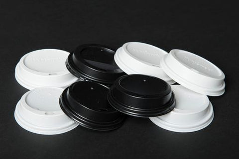 Sip Lid White Fits 9oz DW 'Enjoy' Cup