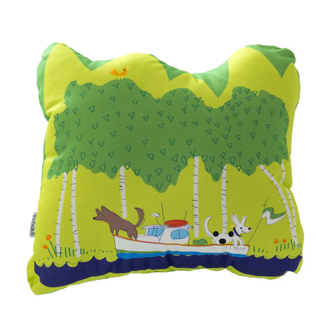 Summer in Maine Pillow