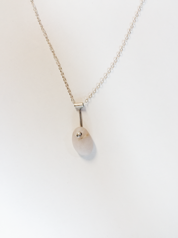 Sweet Pebble Drop Necklace