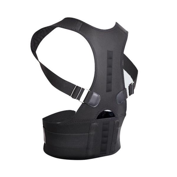 Fuchusi Pro-Support Magnetic Posture Corrector back and shoulder support brace for men and women