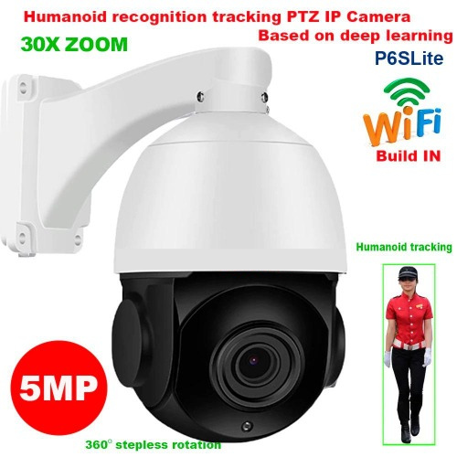iZoom 5MP 30x Optical zoom wifi ptz cctv camera | Sony image sensor | Hikvision and Onvif compatible | Auto human tracking