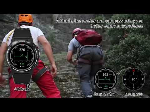 fuchusi m6c gps smart watch