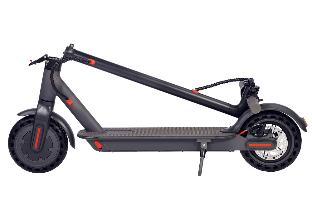 EZ6 iEZWAY Pro 2 Folding M365 Electric Scooter 350w Motor 10.4mAh Battery | Fast, Long Range, App Control, Solid Tyres