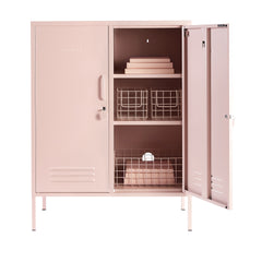 Blush Locker - Midi