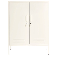 White Locker - Midi