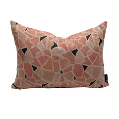 Mosaic Cushion - Clay