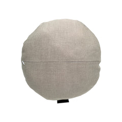 Urns Round Cushion - Rust
