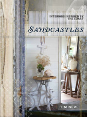 'SANDCASTLES' Book: Interiors inspired by the Coast