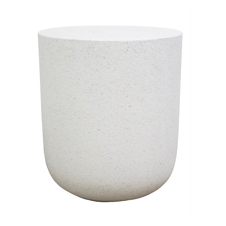 Terrazzo Stool / Side Table Pair