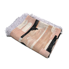 Olympus Linen Throw - Clay
