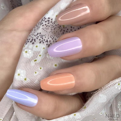 RAINBOW NAILs - NAILD NAGELTREND 2020
