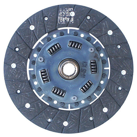 200mm Clutch Disc - Solid Center - HEAVY DUTY STREET CLUTCH