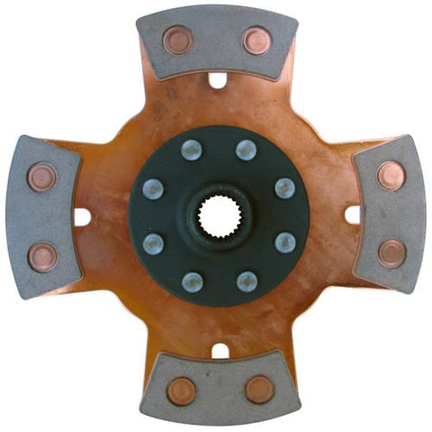 200mm Clutch Disc - Pad Lock - 4 Disc - RACING CLUTCH - Seduction Motorsports