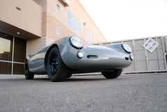Seduction Motorsports 550 Spyder Outlaw - Nardo Grey/Rust Leatherette - 2276cc Aircooled