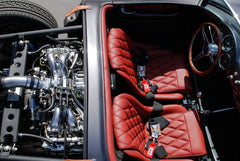 Seduction Motorsports 550 Spyder - Silverstone Metallic/Red Leatherette - Subaru 2.5L NA