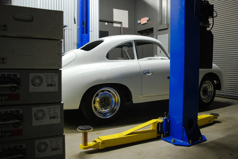 "356 Pre-A Coupe ""Roller"" Packages"