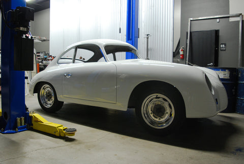 "356 Pre-A Coupe ""Kit"" Packages"