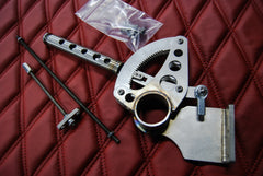 550 Spyder - OUTLAW Stainless Steel Parking Hand Brake w/Base Ver.2 - Seduction Motorsports