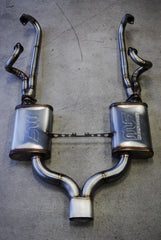 550 Spyder 304 Stainless Steel Exhaust & Headers for VW Type 1 Engine - Seduction Motorsports