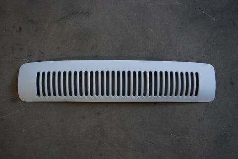 Front Composite Oil Cooler Grille