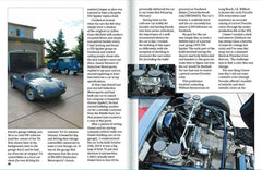 Car Builder Magazine - May/June 2015 - Facebook 550 Spyder - Seduction Motorsports