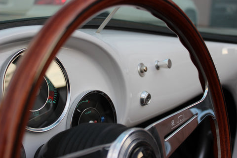550 Spyder Outlaw Aluminum Lights/Wiper Dash Knob