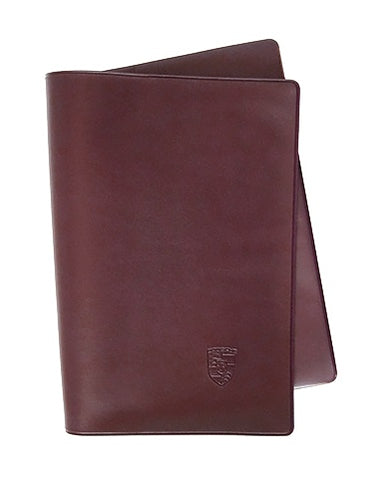 Owner's Manual Cover - Maroon - Seduction Motorsports