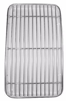 Rear Engine Grille - Flat - 356 Coupes